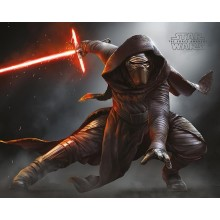 Star Wars Kylo Ren Warrior 40 X 50 Juliste