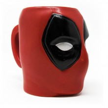 Marvel 3D Mugg Deadpool