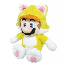 Nintendo - Cat Mario Pehmolelu 25Cm