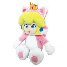 Nintendo - Cat Peach Pehmolelu 25Cm