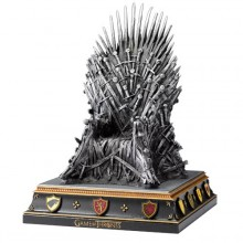 Game Of Thrones The Iron Throne Kirjatuki
