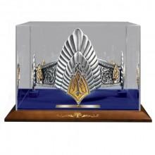 Taru Sormusten Herrasta Crown Of Elessar Kopio
