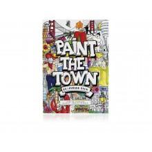 Värityskirja Paint the Town
