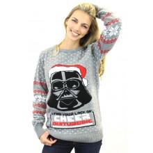 Joulupusero Darth Vader Xmas Jumper