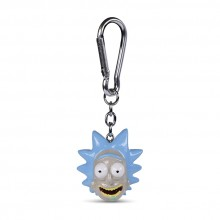 Rick and Morty 3D Nyckelring Rick