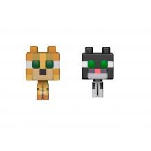 Minecraft POP! Vinyl Oselotti / Tuxedo Cat