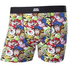 Nintendo Super Mario Ja YstÄVÄT Kalsarit