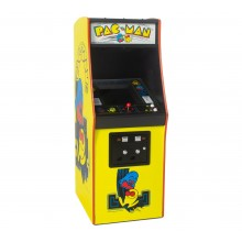 Pac-Man Arcade Cabinet Scale 1/4 Collectors Edition