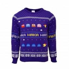 Joulupusero Pac Man
