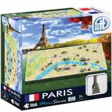 Kaupunkipalapeli 4D Mini Pariisi