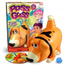 Pass Gass Toimintapeli