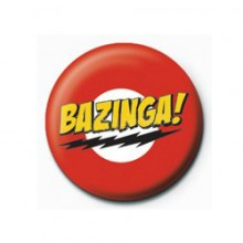 The Big Bang Theory Bazinga Nappi