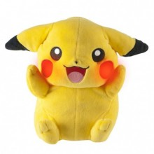 Pokemon Pikachu Pehmolelu Tehosteilla 20 cm
