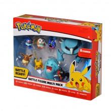 Pokémon Hahmot 8-pakkaus
