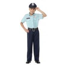 Poliisi Lasten Naamiaisasu