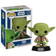 Star Wars Yoda Series 1 POP! Vinyyli Bobble Hahmo