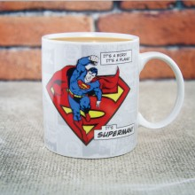 Superman Comic Muki
