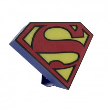 Superman Logo Lamppu