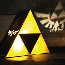 Zelda Triforce Lamppu