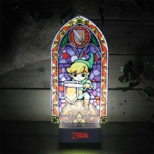 The Legend Of Zelda Lamppu Link