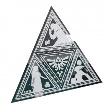 Zelda Triforce Peili