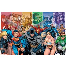 JUSTICE LEAGUE AMERICA (GENERATIONS) JULISTE