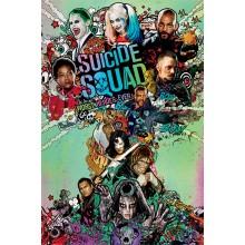 Suicide Squad Juliste Nuke 60 x 80 cm