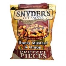 Snyders Pretzels Honey Mustard & Onion