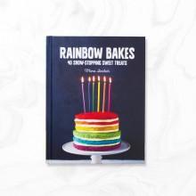 Rainbow Bakes Leivontakirja