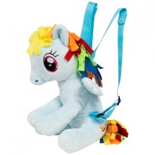 My Little Pony Selkäreppu Rainbow Dash