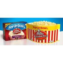 Orville Butter Popcorn 3-pakkaus 249 G