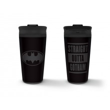 Resemugg Batman Straight Outta Gotham
