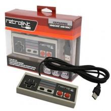 Retro NES USB-Käsiohjain