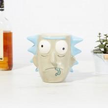 Rick And Morty 3D Mugg Rick