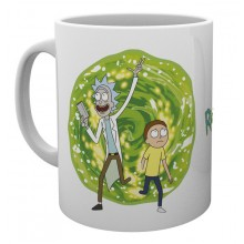 Rick And Morty Muki Portal