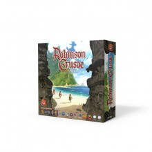 Robinson Crusoe Adventures On The Cursed Island, Strategiapeli