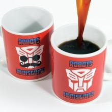 Transformers Robots in Disguise Lämpöherkkä Muki