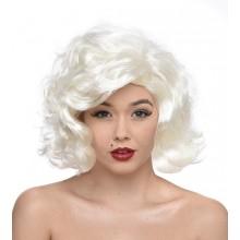 Rockabilly Peruukki Blondi