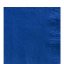 Servetit Tummansininen 50-Pakkaus