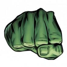 Marvel Hulken Musmatta