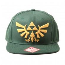 Zelda Golden Logo Lippis