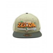 Zelda The Legend Of Zelda Snapback Lippis