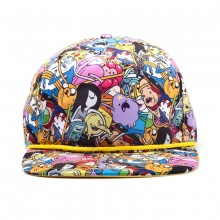 Adventure Time All Over Print Lippis