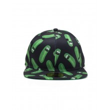 Rick And Morty Snapback-lippis Pickle Rick