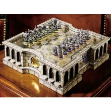 The Lord of the Rings Collectors Chess -setti