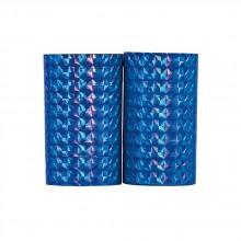 Serpentiinit Holografiset Sininen 2-pakkaus