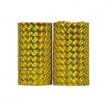 Serpentiinit Holografiset Kulta 2-pakkaus