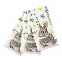 Servetit Truly Bunny 20-pakkaus