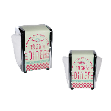 Servettiteline 1950'S Diner