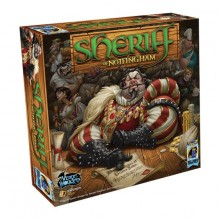 Sheriff of Nottingham, Strategiapeli